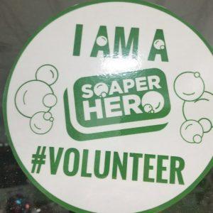 I am a Soaper Her Volunteer